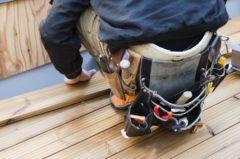 床張り替え工事の施工手順